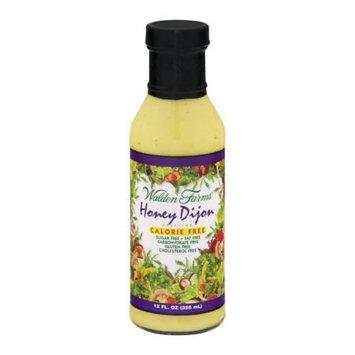 Walden Farms Sugar Free Honey Dijon Dressing, 12 fl oz, pack of 1