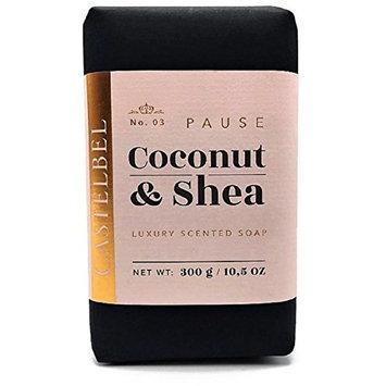 Castelbel Coconut & Shea Luxury Soap Bar