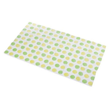 Little Things 25 LARGE Disposable Baby Diaper Changing Pads, 100% Leak-Proof Sanitary Mats for Changing Tables, Great for Travel, Premium Liners 26.75x18 in