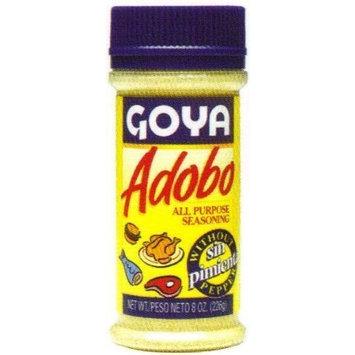 Goya Adobo Without Pepper 16.5 oz - Adobo Sin Pimienta