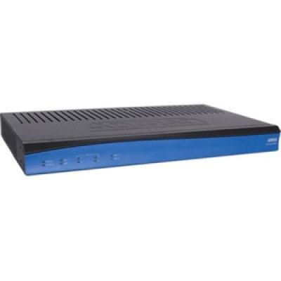 Adtran Total Access 924e VoIP Gateway - 3 x RJ-45 - 24 x FXS - Gigabit Ethernet