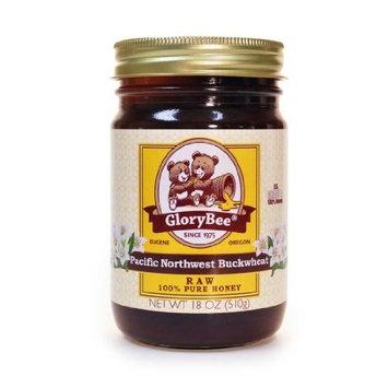 Glory Bee Honey Buckwheat Jar
