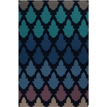 Surya Frontier Color Tone Trellis Area Rug