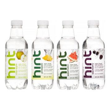 Hint Water, Variety Pack, 16 Fl Oz, 12 Ct