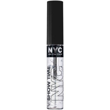 Coty N.Y.C. New York Color Show Time Lash & Brow Mascara, Clear, 0.27 fl oz