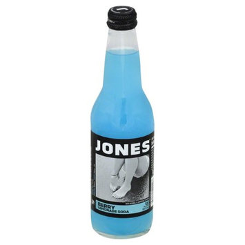 Jones Soda Co. Jones Soda Berry Lemonade Jones Pure Cane Soda (12 Pack)