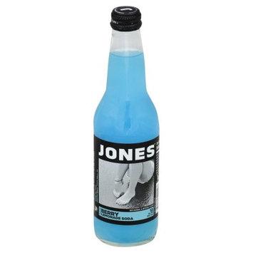 Jones Soda Co. Jones Soda Berry Lemonade Jones Pure Cane Soda (12 Pack)