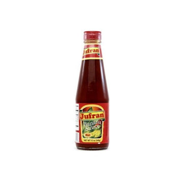 Jufran Banana Ketchup, 11.29-Ounce (3 Pack)