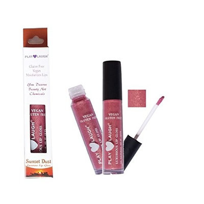 Sunset Dust Luxurious Lip Gloss