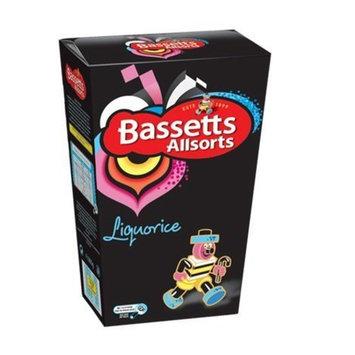 Bassetts Liquorice Allsorts 400 Gram Carton