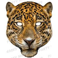 Rubie's Costume Mask, Leopard – One size (leopa01)