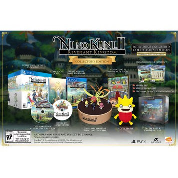 Sony Ni No Kuni II: Revenant Kindom Collector's Edition - PlayStation 4