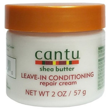 Cantu Shea Butter Leave In Conditioning Repair Cream -Travel Size - 2oz