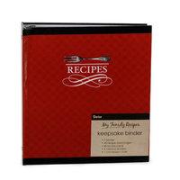 My Family Recipe Binder-Cutlery