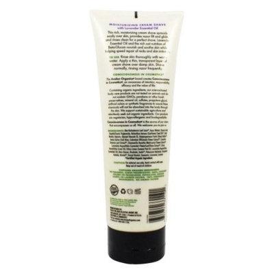 Avalon Organics Moisturizing Cream Shave Lavender - 8 fl oz