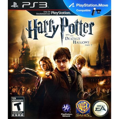 PS3 - Harry Potter and The Deathly Hallows Part 2