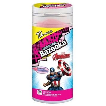 Bazooka Marvel Avengers Bubblegum - 22ct