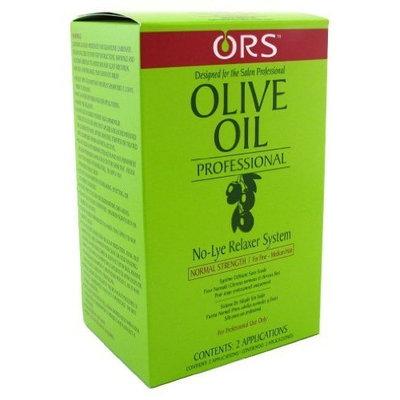 Organic Root Olive Oil Professional No Lye Relaxer Normal (Pack of 2) # 11125 by Ors