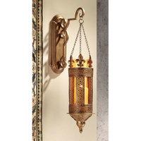 Design Toscano Kinnaird Castle Hanging Pendant Wall Sconce (Set of 2)