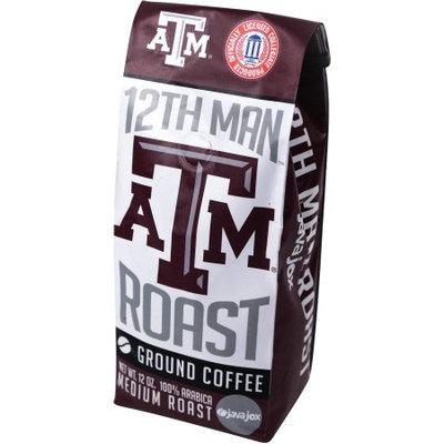 40 Days, Llc Java Jox ATM 12th Man Roast Ground Coffee, 12 oz
