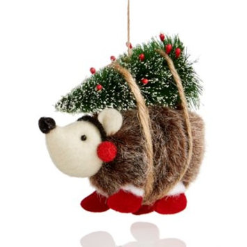 Hedgehog with Tree Ornament, Created for Macy's