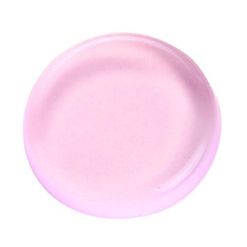 Serzul Round Blender Silicone Sponge Makeup Puff For Foundation BB Cream Essential