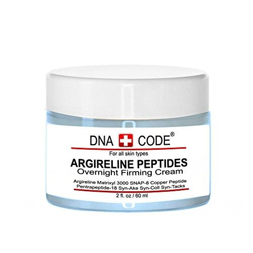 Magic Night Cream-No Needle Alternative-Pure Argireline Peptides Overnight Firming Cream-Argireline, Matrixyl 3000, SNAP-8, Pentapeptide-18 (Leuphasyl), SYN-AKE, Copper Peptide,Syn-Coll, Syn-Tacks