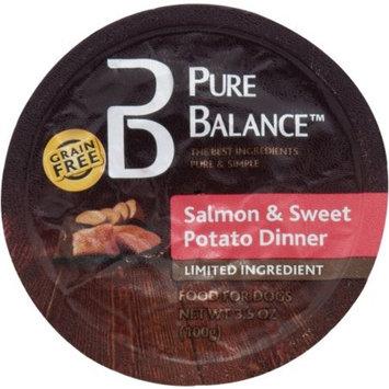 Pure Balance Canned Salmon Sweet Potato Wet Dog Food, 3.5 Oz