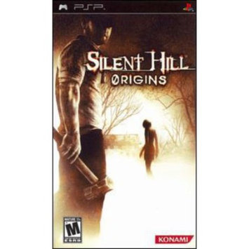 Konami Digital Entertainment Silent Hill Origins PSP Game KONAMI