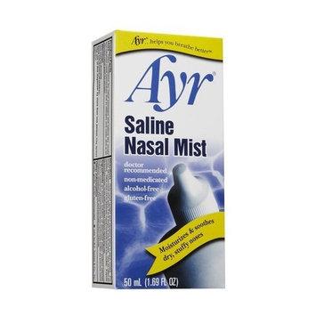 Ayr Saline Nasal Mist-1.7oz (Quantity of 6)