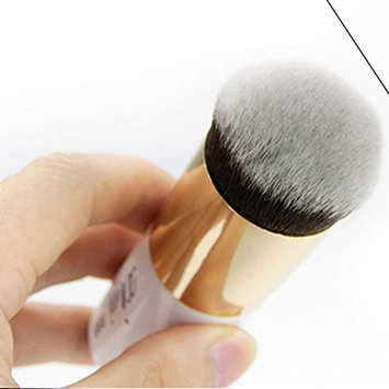 DZT1968 1PC portable Pro Makeup Beauty Cosmetic Face Powder Blush Brush Foundation Brushes Tool 10cm
