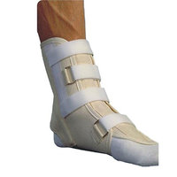 Living Health Products AZ-74-3150-L Canvas Cock Up Ankle Splint Contact Closure Large