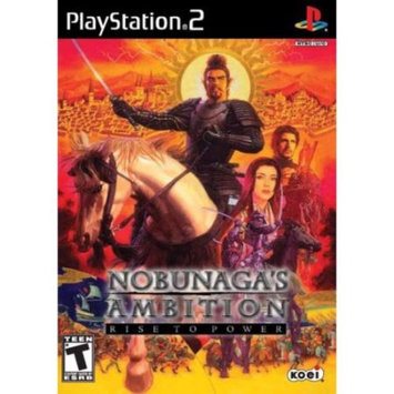 Koei Corporation Nobunaga's Ambition: Rise to Power (PlayStation 2)