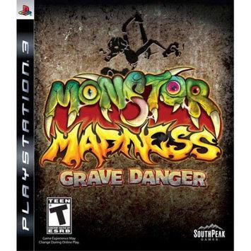 Southpeak Interactive Ps3sou60003 South Peak Interactive 60003 Monster Madnessbattle For Suburbia (southpeak Interactive Rt600038)