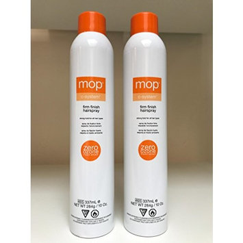 MOP C-System Firm Finish Hairspray 10 oz - SET OF 2