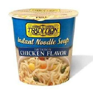 Tradition Soup Cup Chkn Ff Ntrl [All Natural Fat Free Chicken Flavor]
