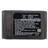 Fresh Vacuum Battery For DYSON Handheld DC31 Animal DC34 Cordless DC35 Exclusive