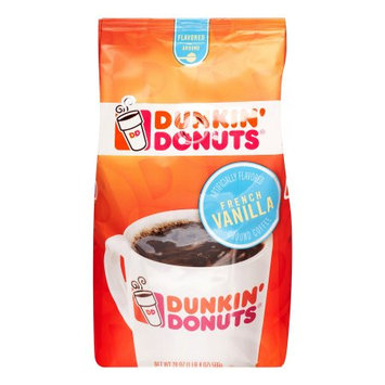 Smucker's Dunkin' Donuts French Vanilla Medium Roast Ground Coffee - 20oz