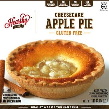 Hearthy Apple Cheesecake Pie [APPLE]