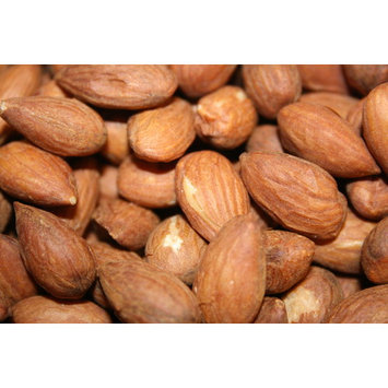 Almonds Roasted And Unsalted, 2 Lbs