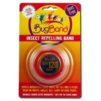 Wristbnd, Insect Repl, Red , ct (pack of 12 )