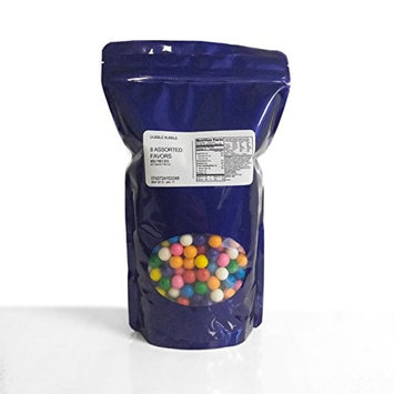 Gumball Refill, 8 Flavors, 850 Pieces