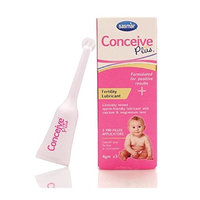 Conceive Plus Personal Lubricant, Pre-filled Applicators 3x4g