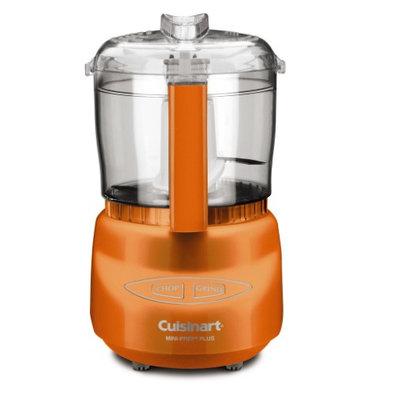 Cuisinart DLC-2AOGWS Mini-Prep Plus Food Processor - Orange