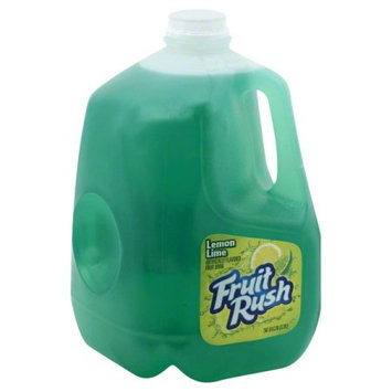 Dean Foods Fruit Rush Lemon Lime Drink, 1 gal