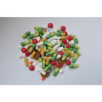 Framed Art For Your Wall Tablets Medical Drug Medic Medicines Treatment 10x13 Frame
