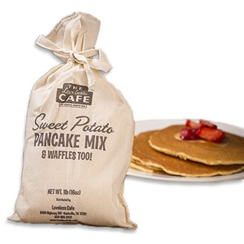 The Loveless Cafe Sweet Potato Pancake Mix 1 lb Sack
