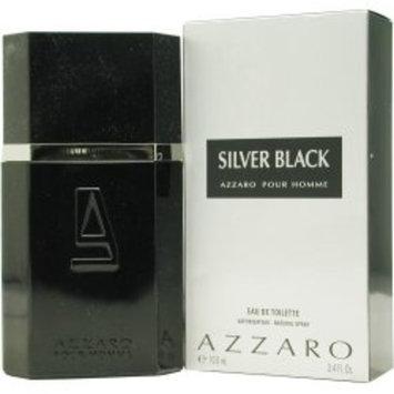 AZZARO SILVER BLACK by Azzaro EDT SPRAY 3.4 OZ for MEN [Single]