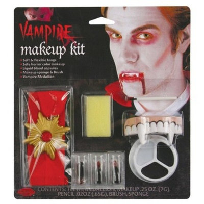 The Count Horror Character Makeup Kit