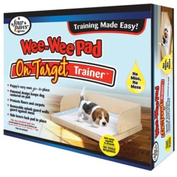 Four Paws Wee Wee On Target Trainer